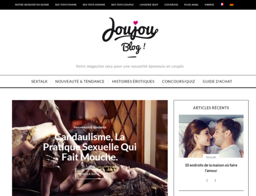 Joujou.ch – Stratégie de communication